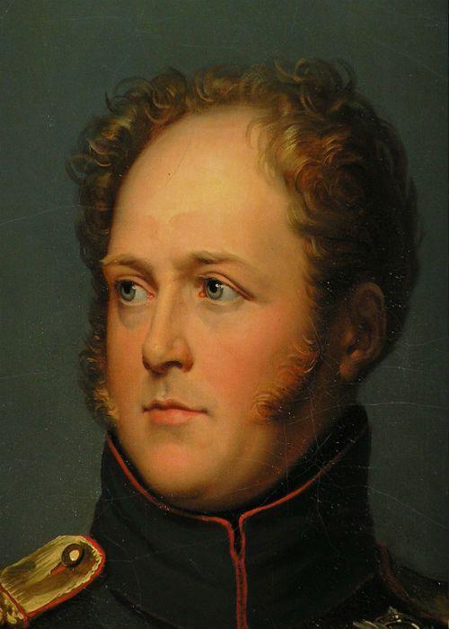 Александр Первый фото