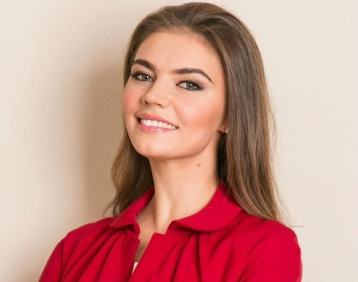 Алина Кабаева фото