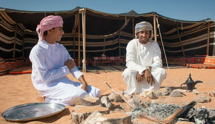 Бедуины фото
