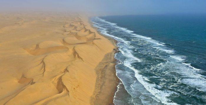 Береговые пустыни фото