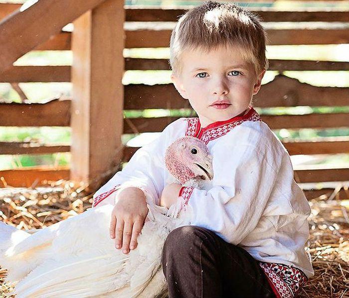 Русские дети фото