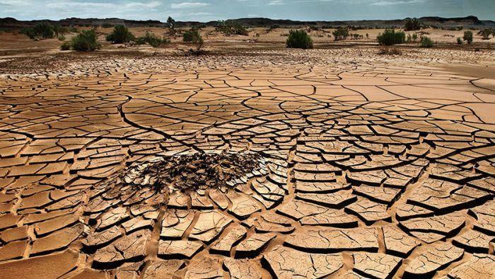 Глинистые пустыни фото