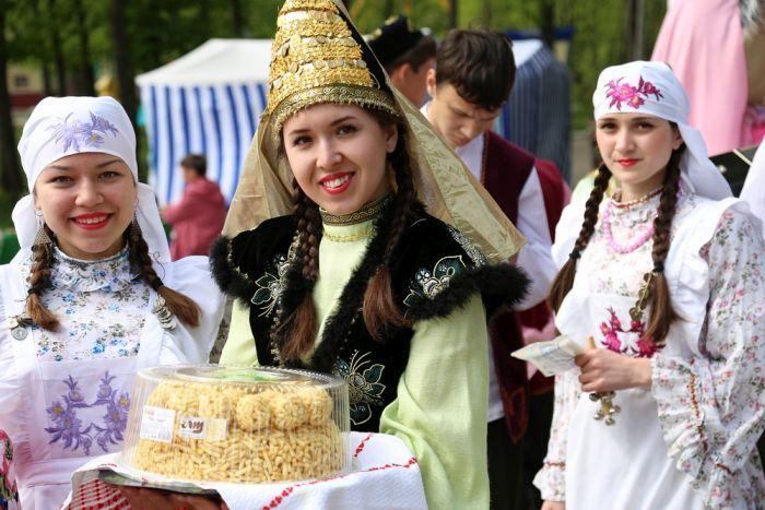 Горьковские татары фото