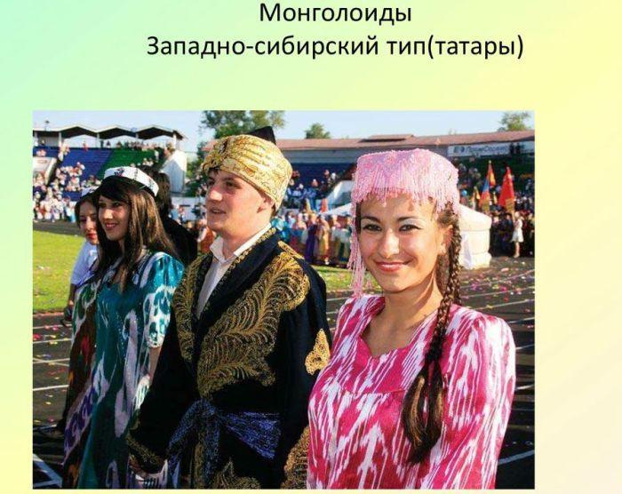 Монголоидный тип фото