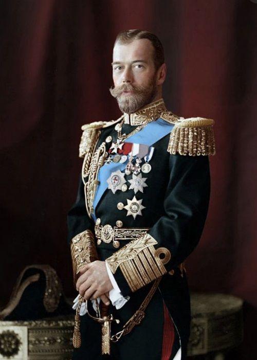 Николай Второй фото