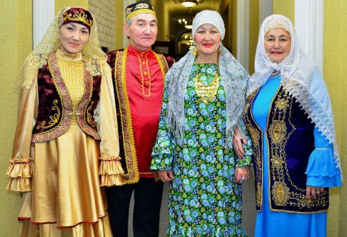 Сибирские татары фото