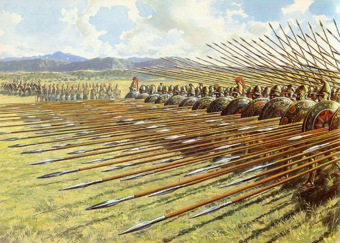 Стратегия и тактика воевод