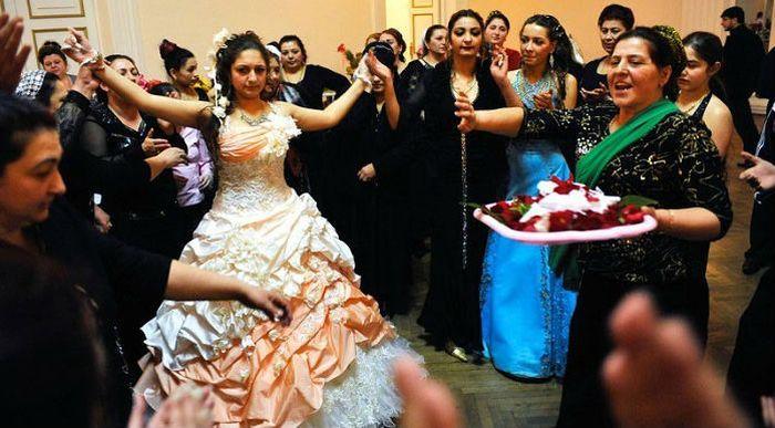 Свадьба цыган фото