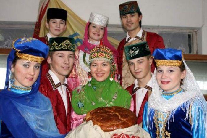 Татары Урала фото