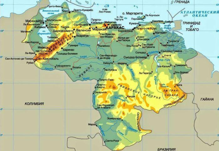 Венесуэла фото