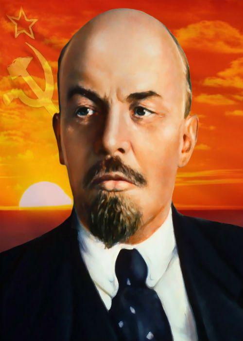 Владимир Ленин фото