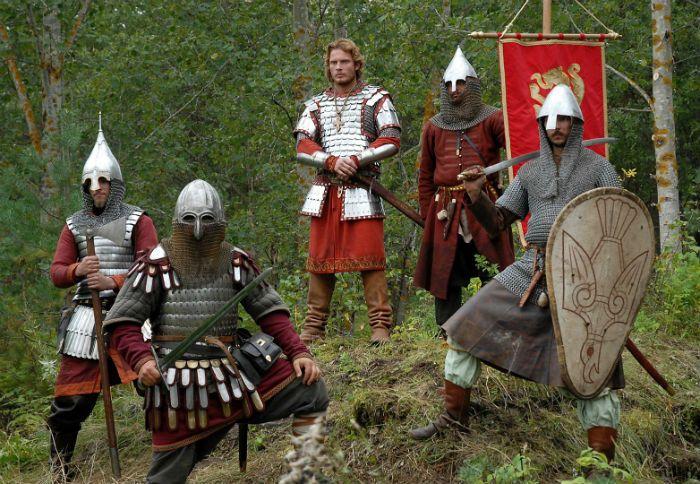 Войско 12 - 13 века