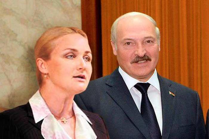Абельская и Лукашенко фото