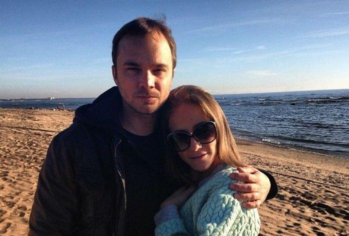 Юлия Барановская и Андрей Чадов