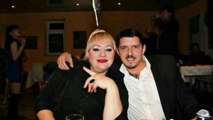 Аркадий Кобяков и жена Ирина Тухбаева фото