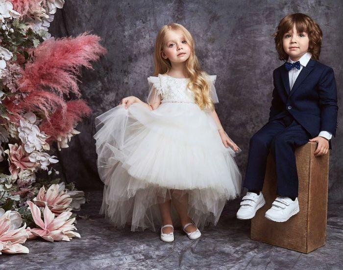 Елизавета Галкина с братом фото