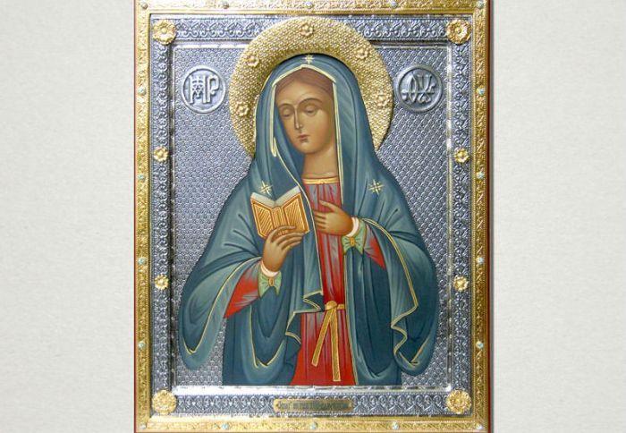 Богородица Калужская фото