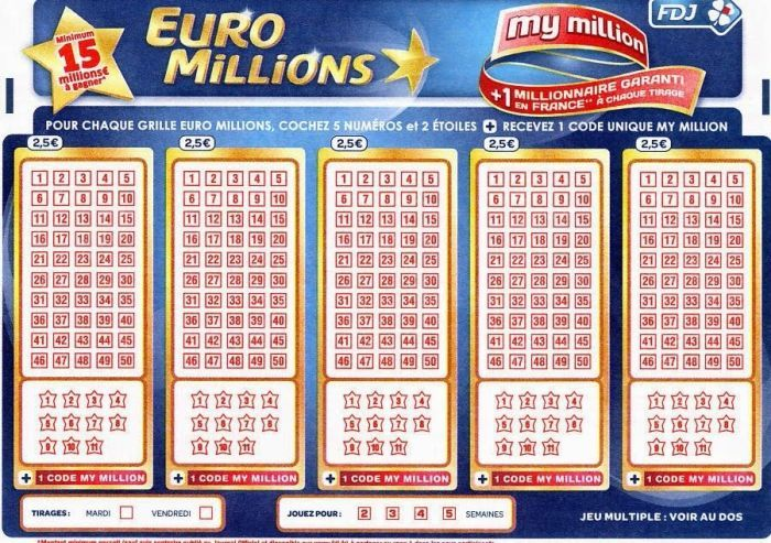 EuroMillions фото