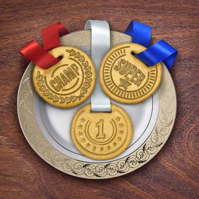 Медали для конкурсов