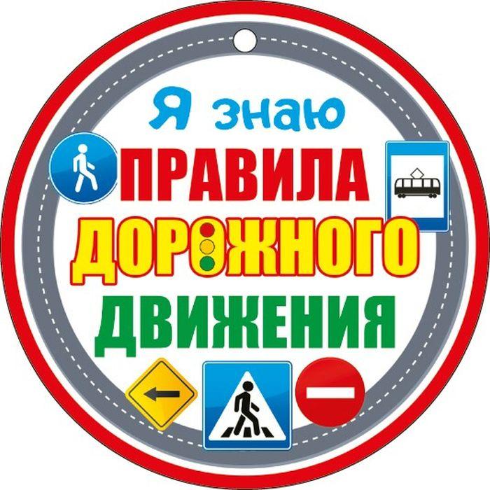 Медаль ПДД фото