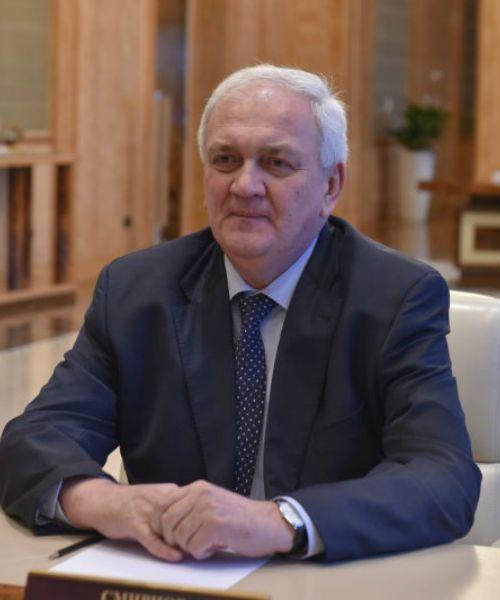 Смирнов Сергей Михайлович