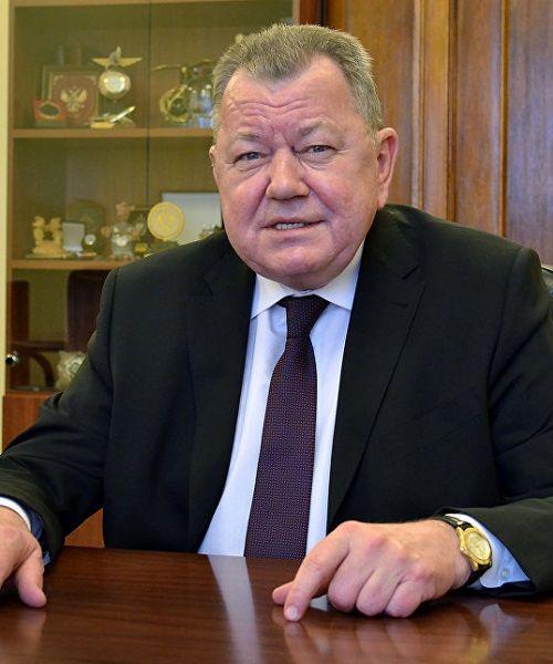 Сыромолотов Олег Владимирович