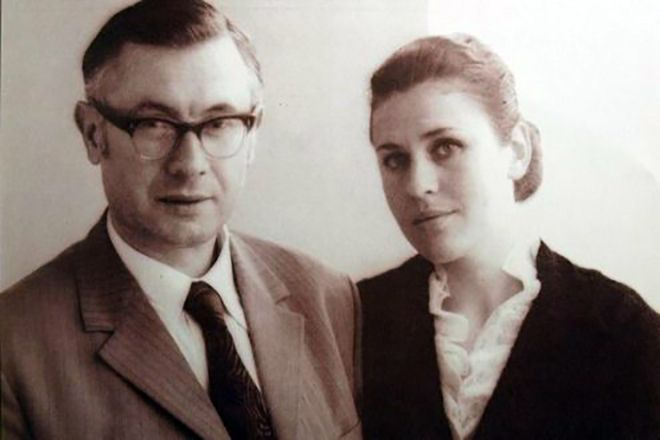 Валентина Толкунова и Юрий Саульский фото в молодости