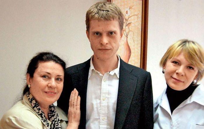 Валентина Толкунова сын Николай