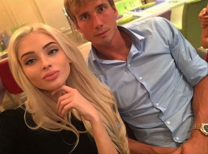 Антон Шунин и Алена Шишкова