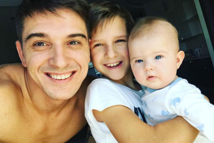 Дети Бондаренко фото