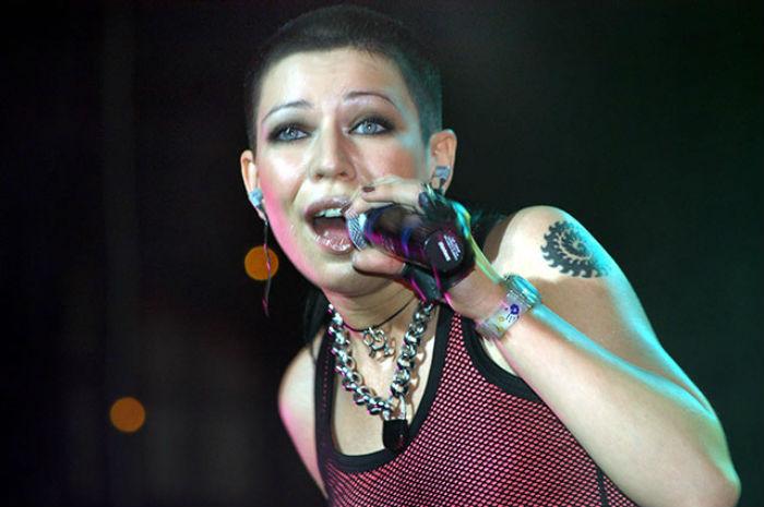 Певица Елка фото