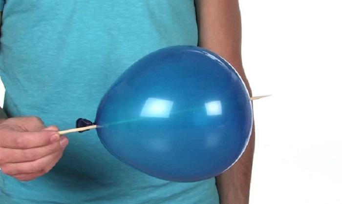 Фокусы с шаром фото