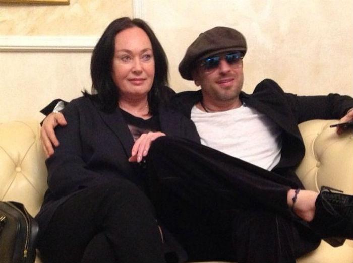 Лариса Гузеева и Дмитрий Нагиев