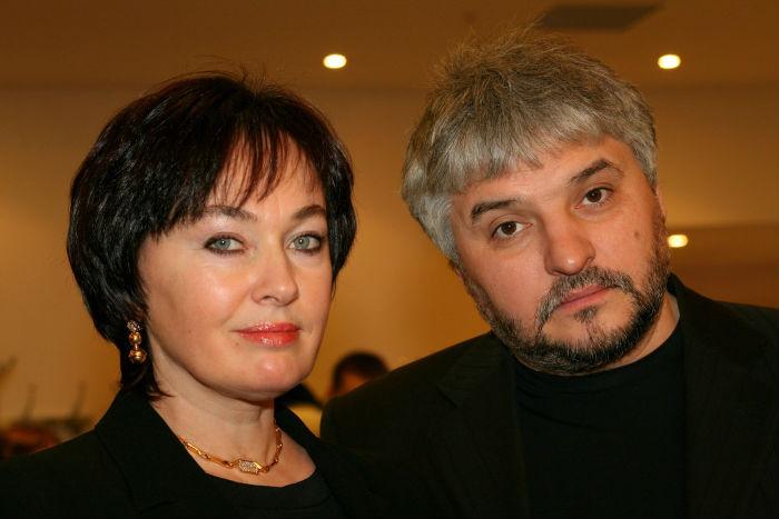 Игорь Бухаров и Лариса Гузеева