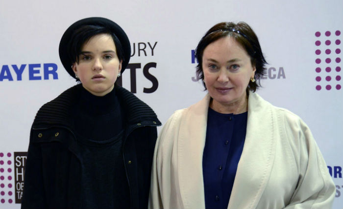 Лариса Гузеева и дочь Ольга