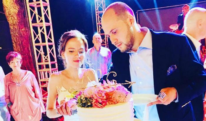 Лариса Гузеева свадьба сына