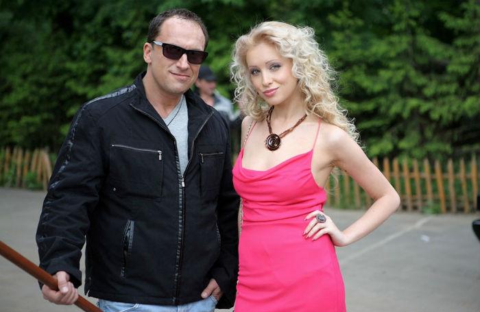 Нагиев и Темичева фото