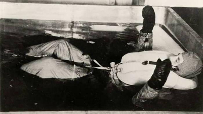 Мужчины в концлагерях фото