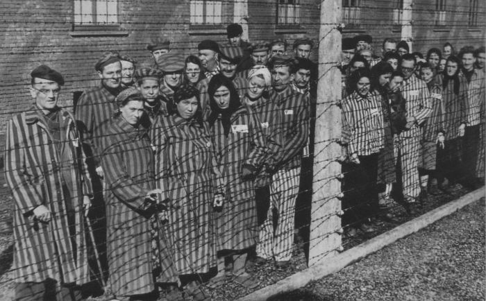 Освенцим фото