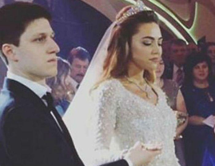 Свадьба Гуцериева фото