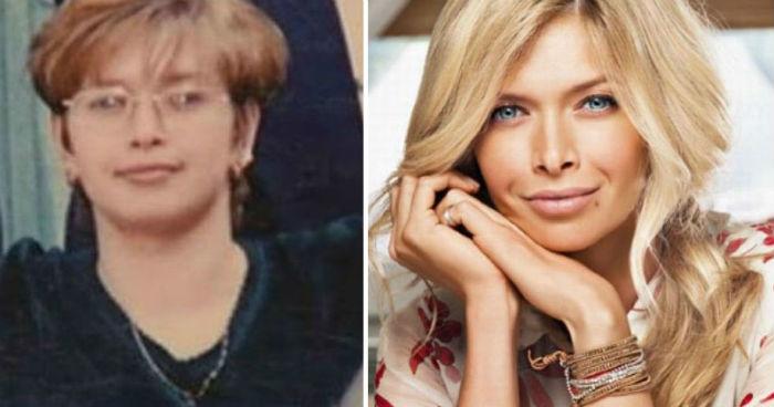 Вера Брежнева в молодости и сейчас фото