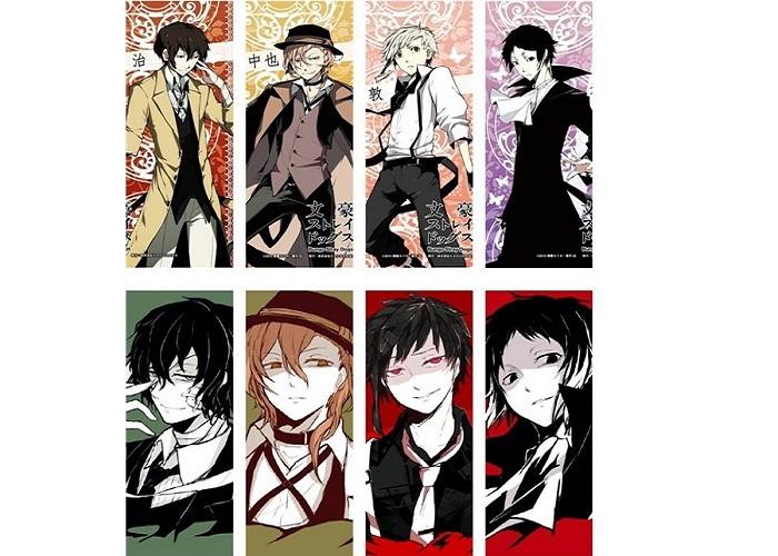 Закладки аниме фото