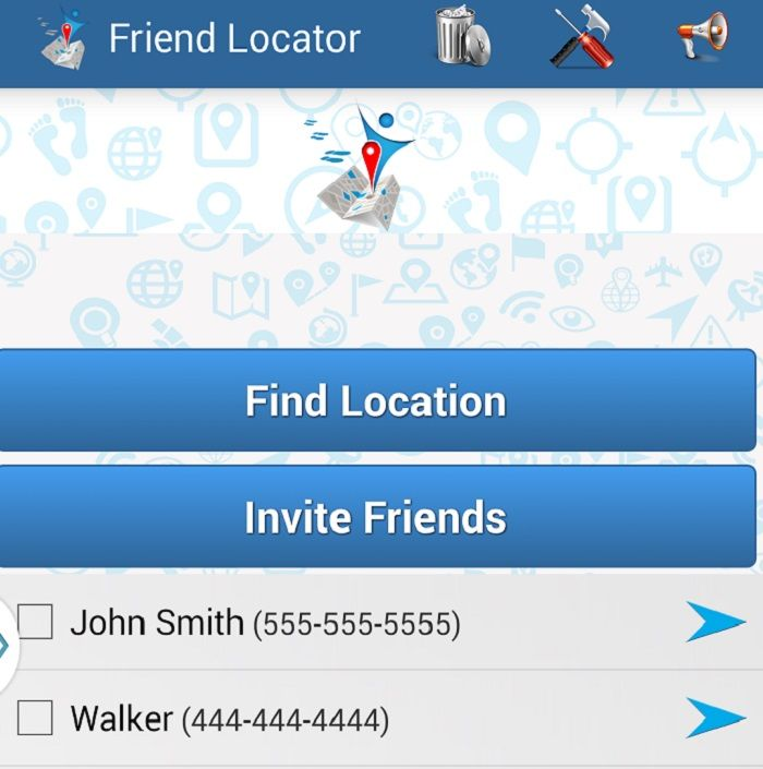 Friend Locator фото