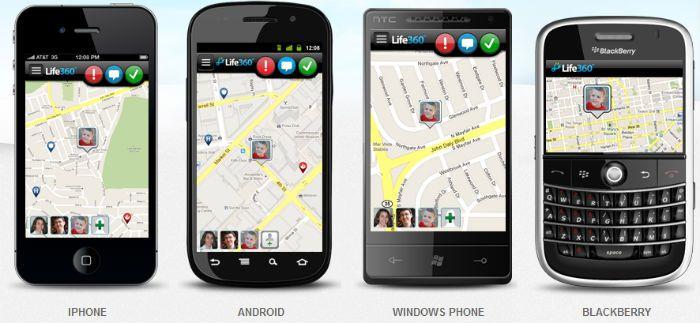 Life360 приложение фото