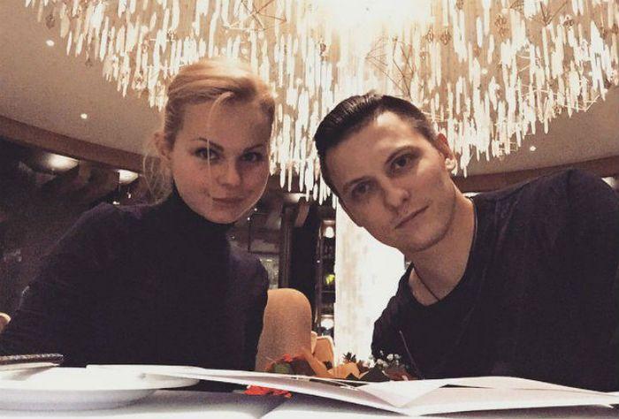 алиса вокс с мужем фото
