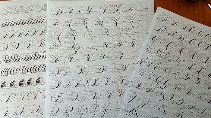 Как исправить почерк взрослым