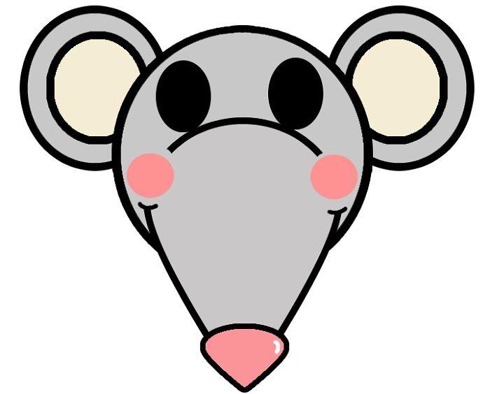 Маска крысы