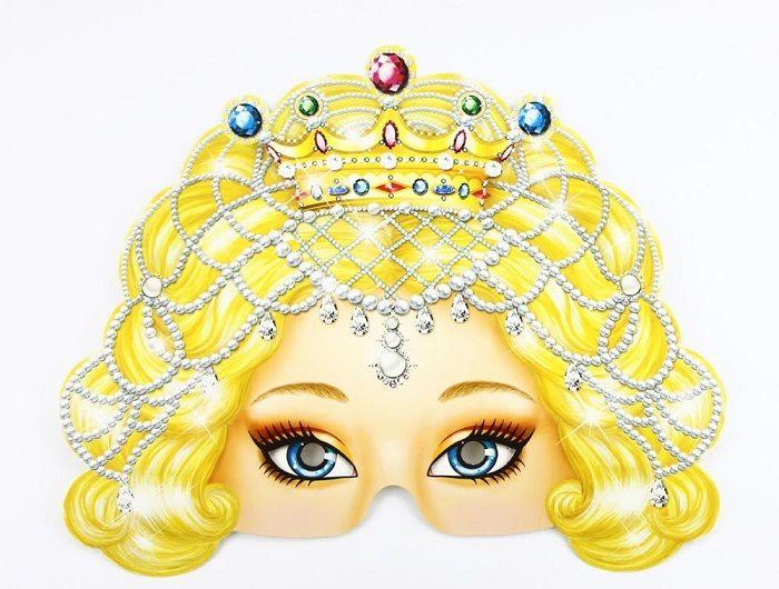 Маска принцессы