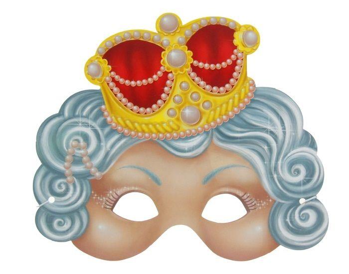 Мультяшная маска