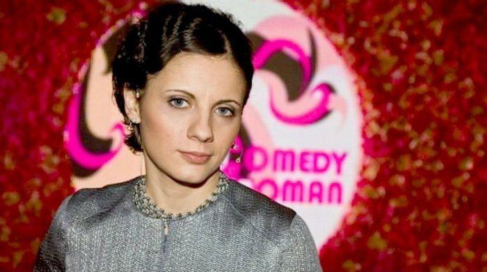Наталья Еприкян в Камеди Вумен фото